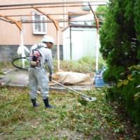 福岡市東区若宮 M様邸 剪定・庭園管理