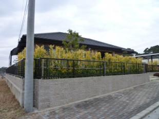 福岡県飯塚市 S様邸 生垣工事