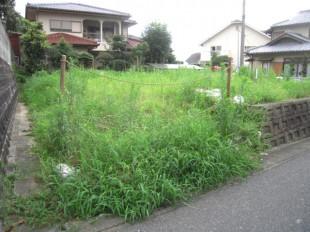 福岡市早良区日の丸団地 貸地の除草
