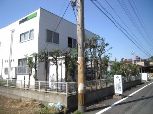 大野城市 株式会社永木精機九州工場様 植栽定期管理