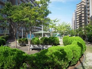 福岡市博多区 空港Aマンション 定期植栽管理