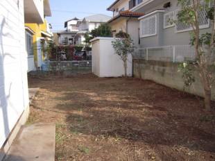 福岡市東区香椎T様邸 草刈り、除草剤散布