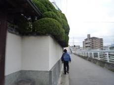 福岡市中央区 F様邸生垣植栽工事