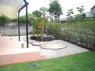 筑紫野市美しが丘 T様邸 ガーデンリフォーム