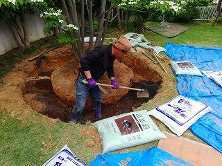 画像:土壌改良